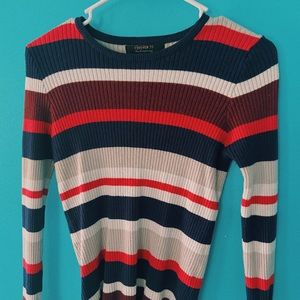 adorable striped sweater ♡